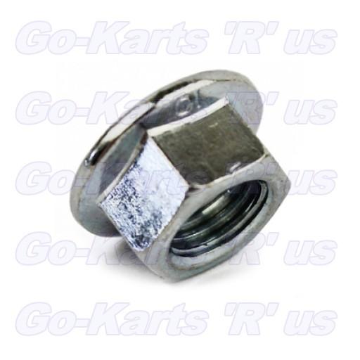 13979 : Nut,  M10 X 1.25 WF ZN