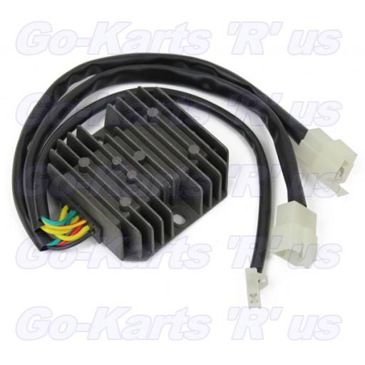 Part# 15085 Voltage Regulator Ho Alternator - 200