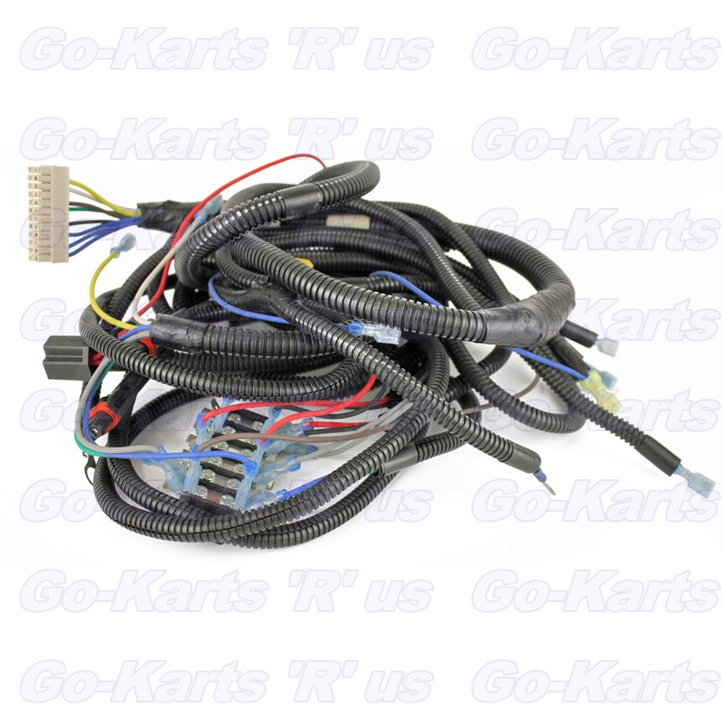 american sportworks part 2 70118 48v  wire harness