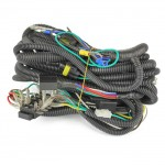 2-70068 : Wire Harness,  650 with Relay
