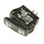 2-70071 : Switch,  Rocker Printed (48V On/Off)