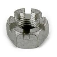 14242 : Castle Nut M10 X 1.25