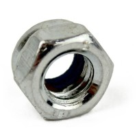 14491 : Nut,  M5 X .8 Nyloc ZN