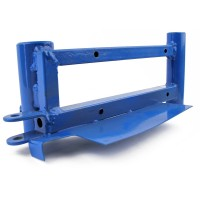 14694-52 : Engine Mounting Plate - Metallic Blue