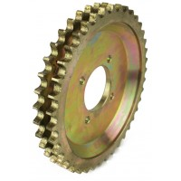 14819 : Sprocket,  40t X 50pæ Double Row