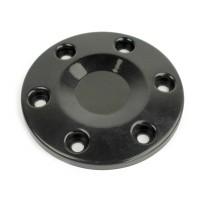 14846 : Cap,  Steering Wheel Blk - 200s