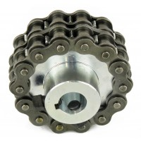 2-20841 : Coupler,  Chain - Axle Shaft (replaces 2-20852)