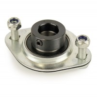 2-25008 : 4x4,  Bearing-Shaft Support