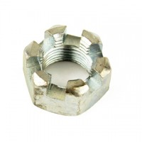2-50040 : Nut,  5/8in Slotted-Ft