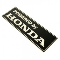 2-60147 : Decal,  UTV #724096- Small Powered By Hon