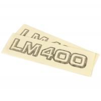 2-60220 : LM400 Hood Decal (SET)
