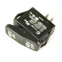 2-70071 : Switch,  Rocker Printed (48V On/Off)