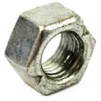 9123 : Nut 3/8-24 Hex Tl Dichro